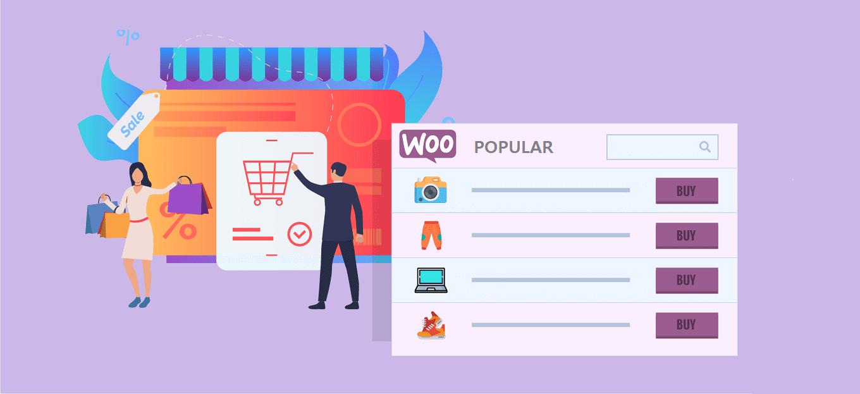 Come Visualizzare I Prodotti Popolari In Woocommerce