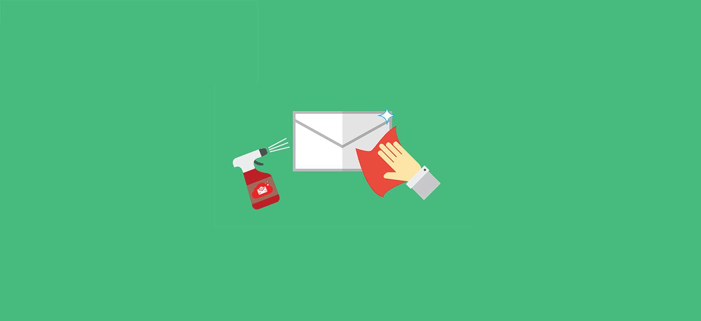 email-scrubbing