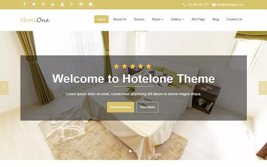 Hotelone Theme