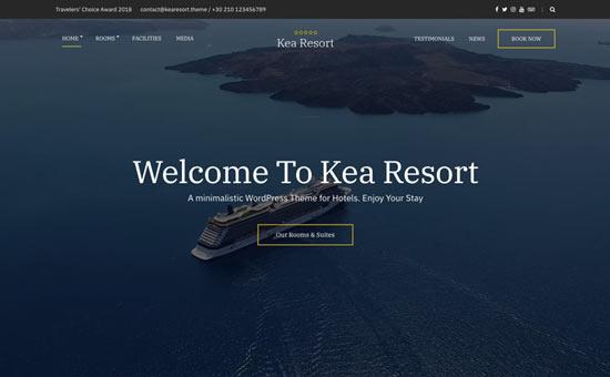 Kea Theme Hotel
