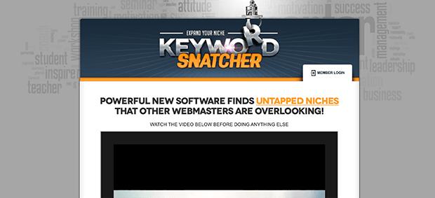 Keyword Snatcher