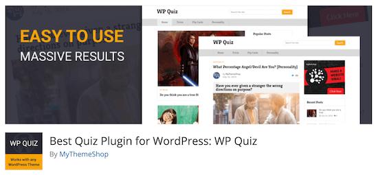 Wp Quiz Quiz Plugin