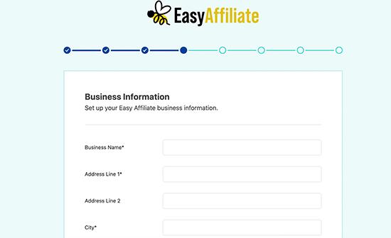 Businessinformation