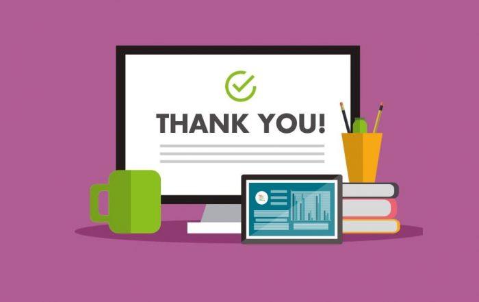 Come Creare Una Thank You Page Personalizzata Woocommerce 700x441