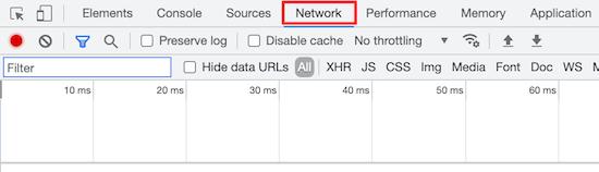Click Network Item