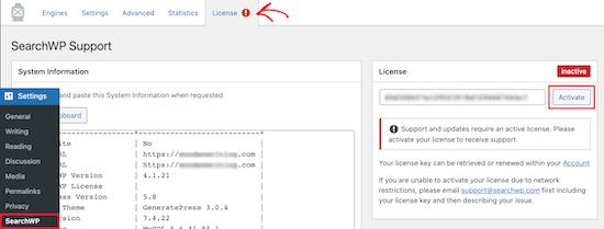 Searchwp License Key