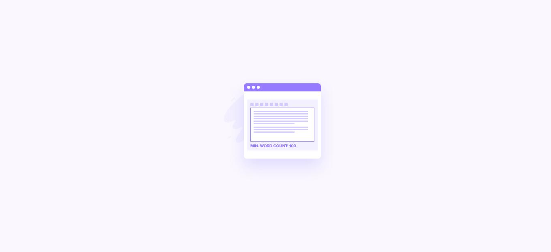 Come Impostare Un Numero Minimo Di Parole Per I Post Di Wordpress